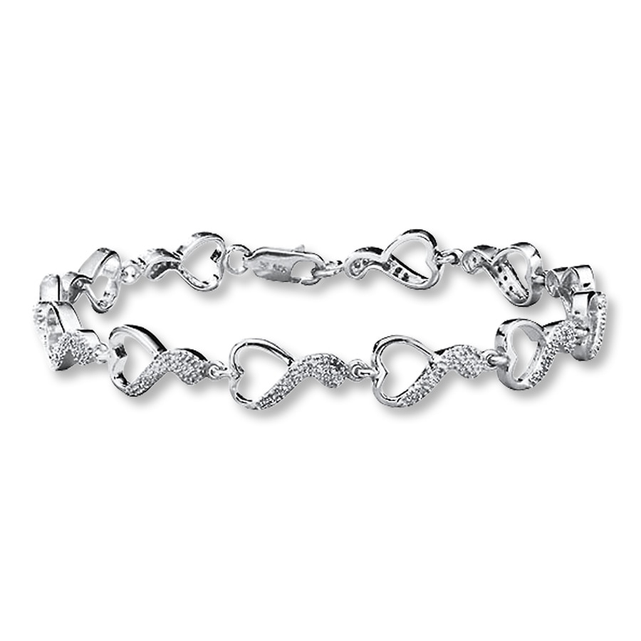 amazon h heart kay us silver jewelers ideas creative bracelet samuel astonishing pandora charms with design charm clasp jewelry uk ebay vibrant unusual