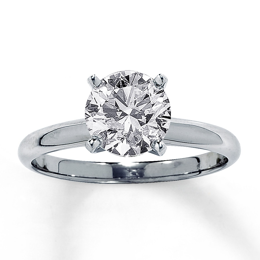 price classic an round paired solitaire awesome with carat of diamond ring