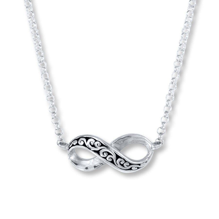 friendship symbol phrase a the infinity necklaces matching crystals one silver this features pin includes an s accented with sign p necklace pendant in each that for forever gold set and best
