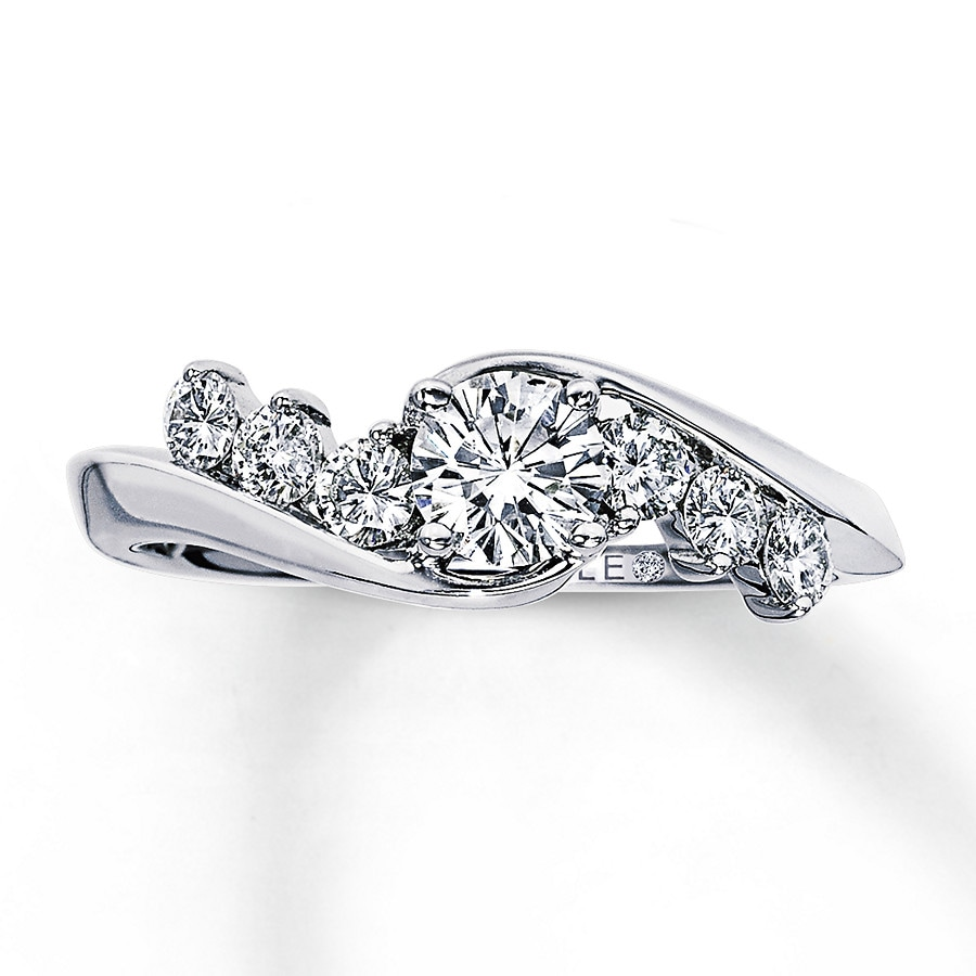 Beautiful Kay Jewelers Engagement Rings On Clearance
